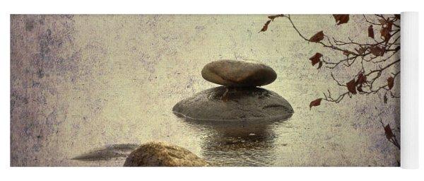 Zen Stones Yoga Mat
