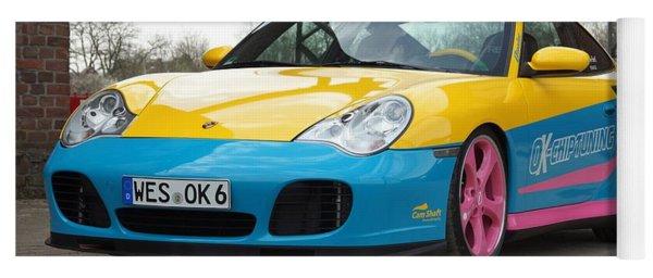 2002 Ok Chiptuning Manta Porsche 996 Turbo  1 Yoga Mat