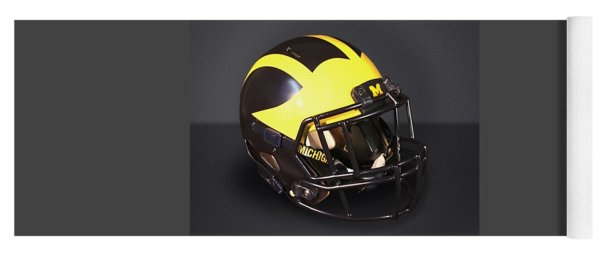 2010s Wolverine Helmet Yoga Mat