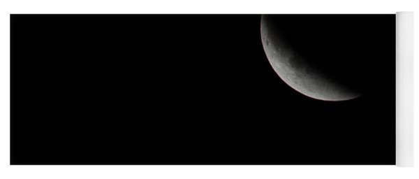 2015 Harvest Moon Eclipse 1 Yoga Mat