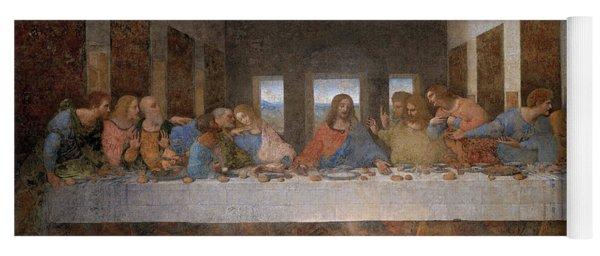 The Last Supper Yoga Mat