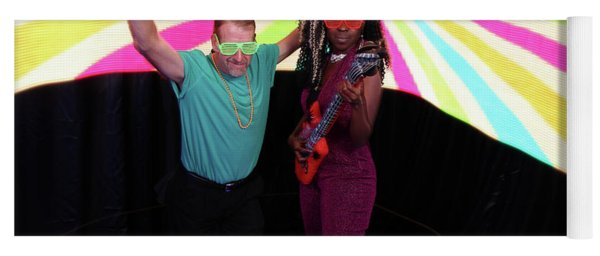 80's Dance Party At Sterling Events Center Yoga Mat