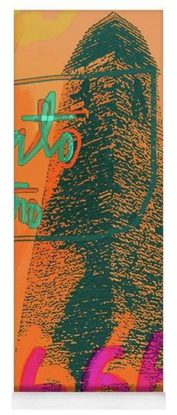 2666 Roberto Bolano  Poster  Yoga Mat