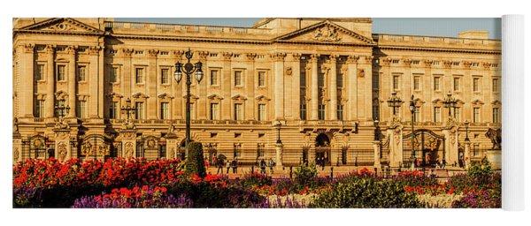 Buckingham Palace, London, Uk. Yoga Mat