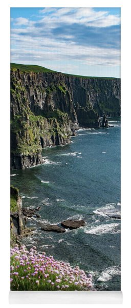 Cliffs Of Moher, Clare, Ireland Yoga Mat