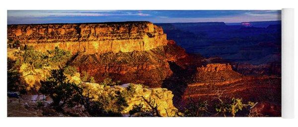 Sunrise - Yavapai Point- Grand Canyon Arizona Yoga Mat