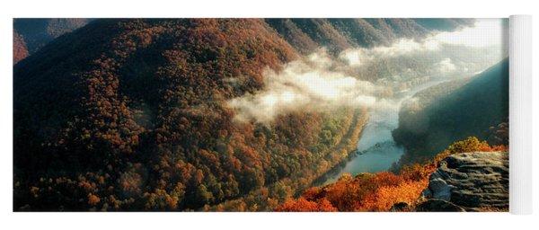 Grandview New River Gorge Yoga Mat