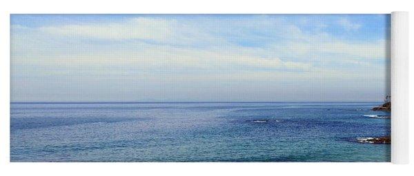 Laguna Beach California Yoga Mat