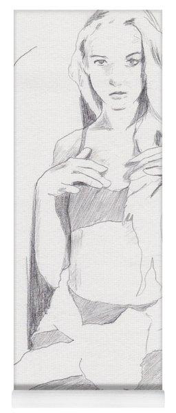 Missy - Sketch Yoga Mat