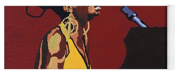 Nina Simone Yoga Mat