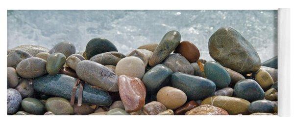 Ocean Stones Yoga Mat