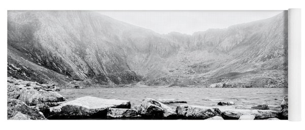 Snowdonia Wales Journey Of Mountains Yoga Mat