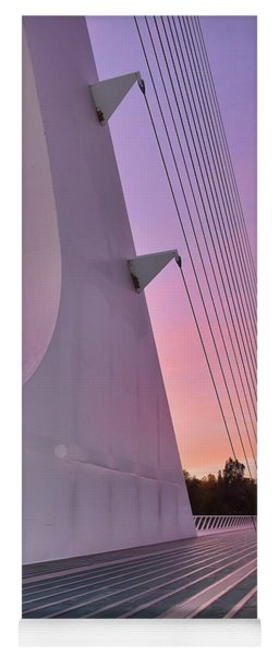 Sundial Bridge Yoga Mat