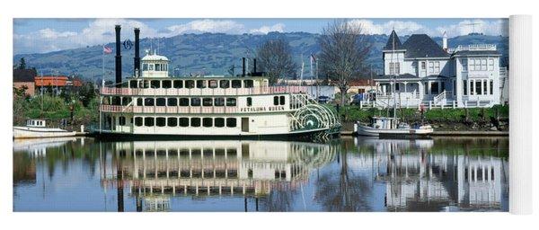 3b6380 Petaluma Queen Riverboat Yoga Mat
