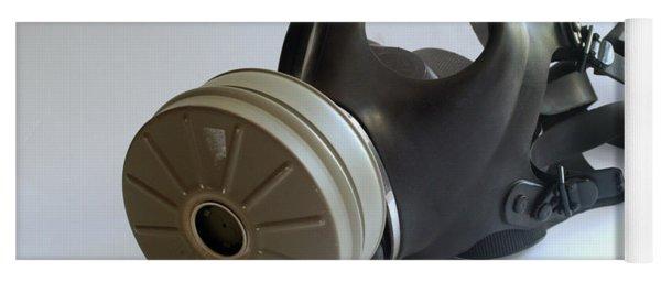 Gas Mask Yoga Mat