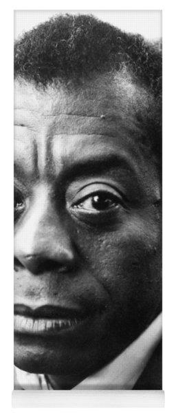 James Baldwin Yoga Mat