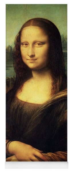 Mona Lisa Yoga Mat