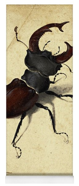 Stag Beetle Yoga Mat