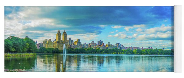 Central Park Yoga Mat