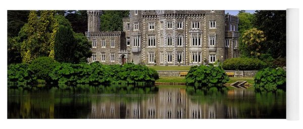 Johnstown Castle, Co Wexford, Ireland Yoga Mat