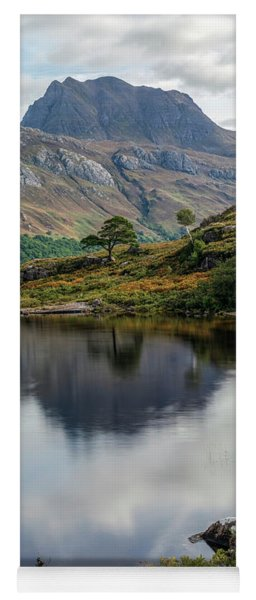 Loch Maree - Scotland Yoga Mat