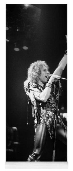 Ronnie James Dio Yoga Mat