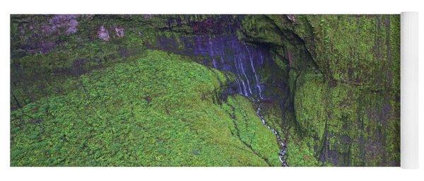 Weeping Wall Kauai Yoga Mat