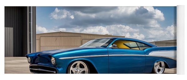 '57 Chevy Custom Yoga Mat