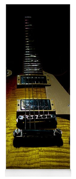 59 Reissue Guitar Spotlight Series Yoga Mat