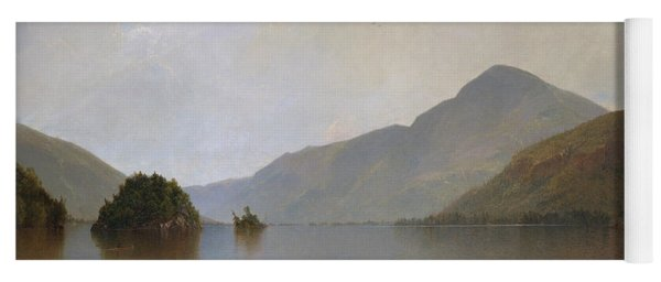 Lake George Yoga Mat