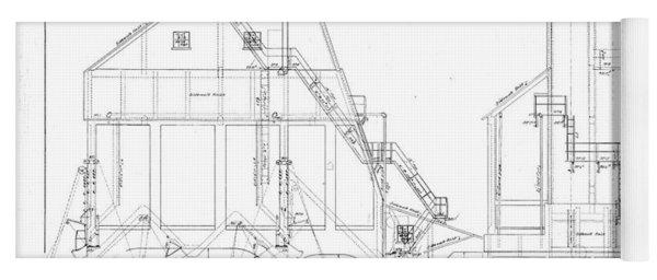 600 Ton Coaling Tower Plans Yoga Mat