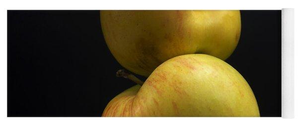 Apples Yoga Mat