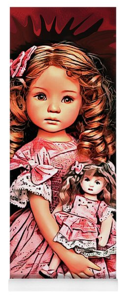 Baby Doll Collection Yoga Mat