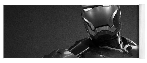 Iron Man Yoga Mat