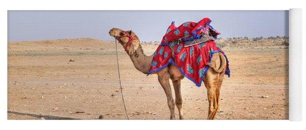 Thar Desert - India Yoga Mat