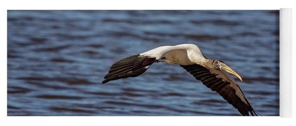Wood Stork Yoga Mat