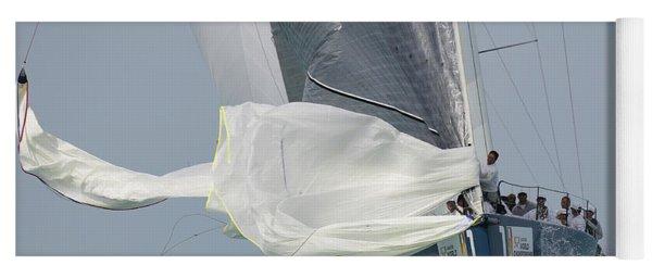 Downwind Work Yoga Mat