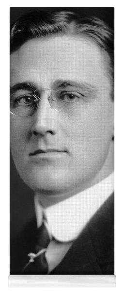Franklin Delano Roosevelt Yoga Mat