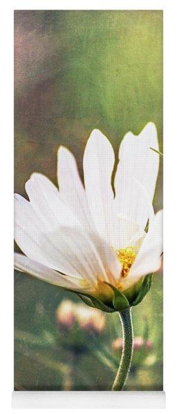 A Bouquet Of Flowers Yoga Mat