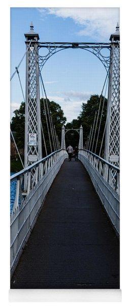 A Bridge For Walking Yoga Mat
