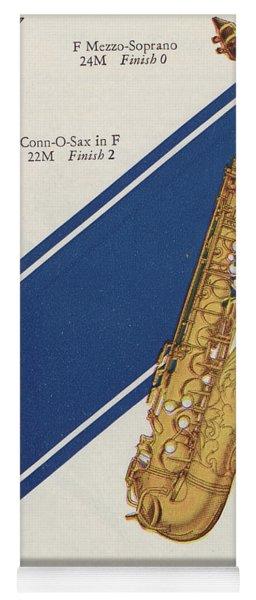 A Charles Gerard Conn F Mezzo-soprano Yoga Mat