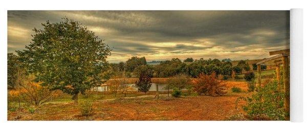 A Farm In Bridgetown, Western Australia Yoga Mat