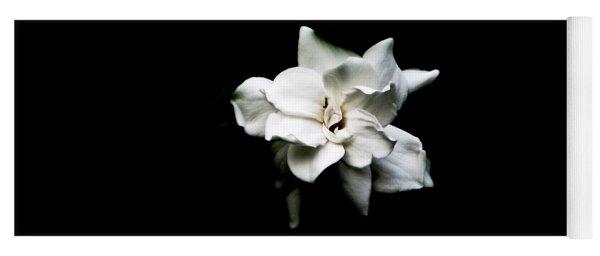 A Gardenia Night Yoga Mat