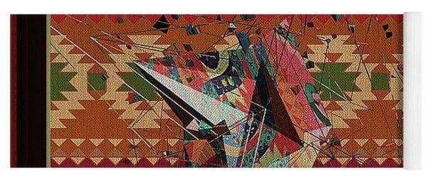 A La Kandinsky C1922 Yoga Mat