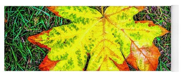 A New Leaf Yoga Mat
