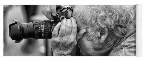 A Photographers Photographer Yoga Mat