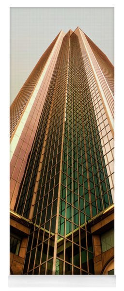 A Really Tall Building Yoga Mat