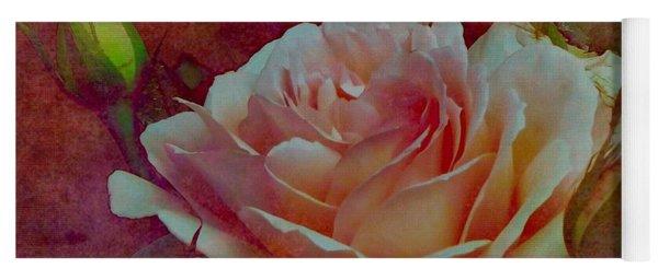 A Rose  Yoga Mat