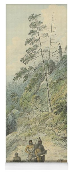 A View In Nootka Sound, 1784 Yoga Mat