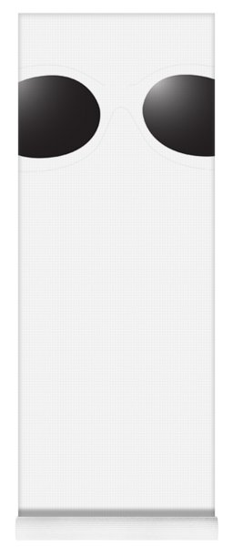 Aamol Nirvana White Yoga Mat